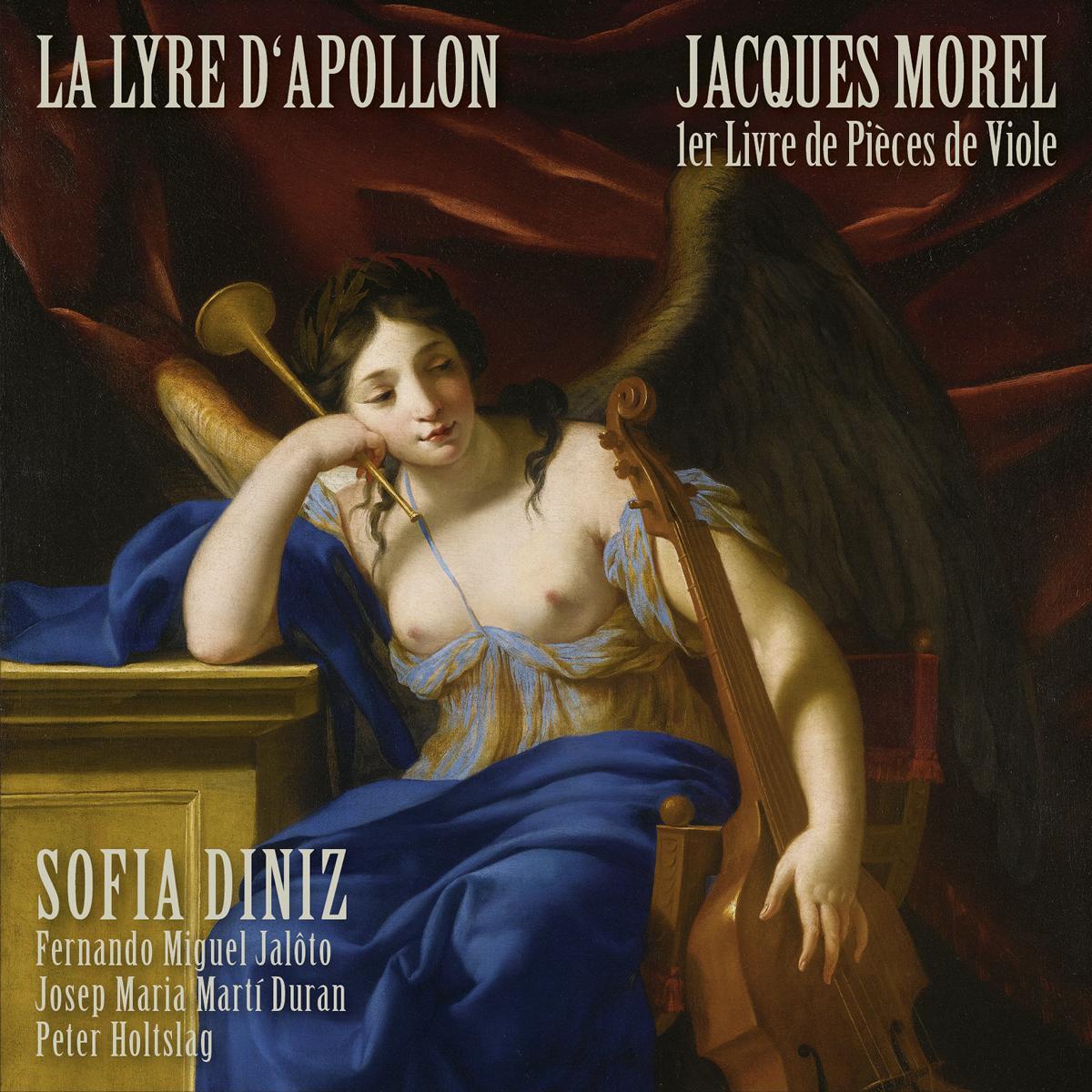 Image De Apollon new cd release j. morel - sofia diniz